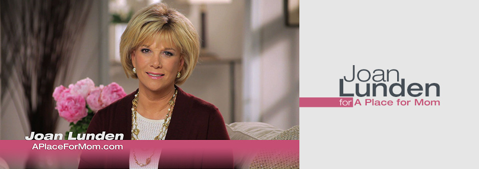 A Place For Mom featuring Joan Lunden